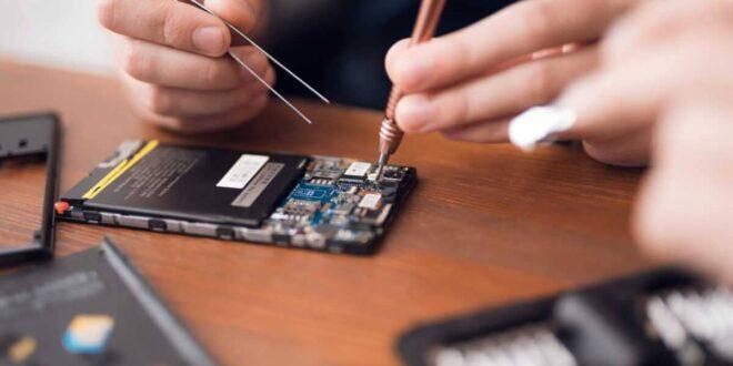 صيانة الهواتف الخلوية
